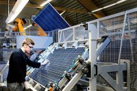 Над повышением эффективности солнечных элементов на основе кремния работают томские радиофизики