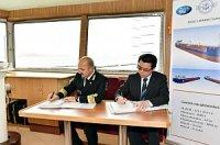 Baku Shipyard построит пару танкеров проекта RST12C по заказу Азербайджанского Каспийского морского пароходства
