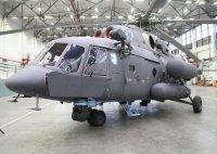 «Вертолеты России» изготовили первый «арктический» Ми-8АМТШ-ВА для авиации ВМФ