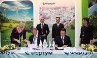 Роснано и Fortum объединяют усилия для развития ветроэнергетики в России