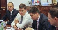 Андрей Богинский обсудил с главой Ингушетии ход строительства завода по производству осветительного оборудования