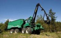 Машины для заготовки и переработки древесины на топливную щепу в условиях лесосеки