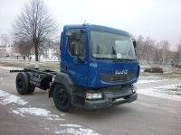 Создано новое среднетоннажное шасси КрАЗ-5401Н2