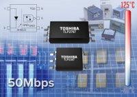 Toshiba представляет оптопары на 50 Мбит/с для высокоскоростной передачи данных