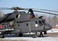 МВД приобретает три вертолета Ми-8АМТШ с дополнительным оборудованием