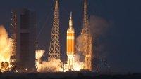 Ракета Delta IV со спутником связи WGS-8 стартовала с космодрома на мысе Канаверал