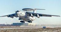 Очередной модернизированный самолет А-50У для ВКС России поднялся в небо