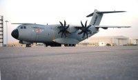 Германия получила шестой самолет A-400M
