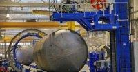 Завод «ТихвинХимМаш» вышел на проектную мощность