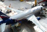 «Авиастар-СП» выполнил годовой план по монтажу интерьера на самолетах Sukhoi Superjet 100