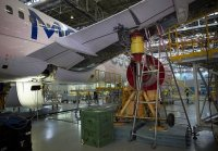 «Иркут» приступил к частотным испытаниям самолета МС-21