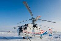 """""""Вертолеты России"""" передали китайской Jiangsu Baoli вертолеты Ка-32А11ВС"""