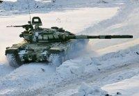 Модернизированные танки Т-72Б3 поступят в объединение ЗВО в Подмосковье