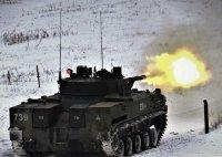 Военнослужащие Тульского соединения ВДВ осваивают новейшие боевые машины десанта БМД-4М
