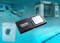 Toshiba выпускает компактный драйвер биполярных шаговых электродвигателей