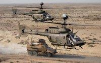 Тунис получил первые шесть американских вертолетов OH-58D Kiowa Warrior