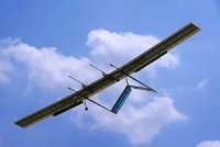 Китайский беспилотник-гигант на солнечных батареях протестируют в магнитосфере Земли