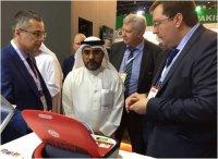 «Швабе» обсудил поставки медоборудования на выставке в Дубае