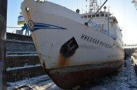 Гидрографическое судно «Николай Матусевич» будет модернизировано