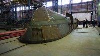 СНСЗ завершил первый этап строительства многоцелевого катера проекта Р1650 «Рондо»