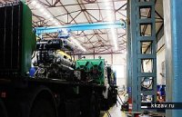 ККЗ наращивает мощности по модернизации компрессорной техники