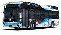 Токио получил первый автобус Toyota на водородных топливных элементах