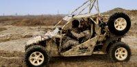 """Завод """"Чеченавто"""" приступил к производству трехместного багги для военных"""