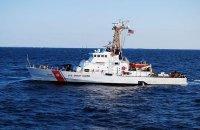 Украина рассчитывает получить американские патрульные катера типа Island