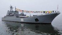"""БДК """"Ослябя"""" после модернизации передан флоту"""