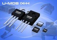 Toshiba представляет мощные МОП-транзисторы с каналом n-типа на 40 и 45 В