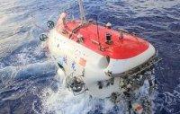 Китай ведет разработку обитаемого глубоководного аппарата