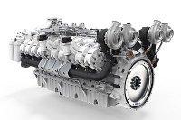 Liebherr освоил выпуск нового газового двигателя