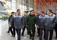 ВАСО посетил заместитель министра обороны