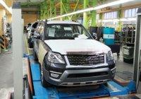 Автотор приступил к производству обновлённого Kia Mohave