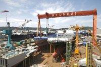 Hyundai Heavy Industries ведет переговоры о поставке дюжины нефтеналивных танкеров