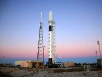 Компания SpaceX отложила запуск ракеты-носителя Falcon 9