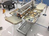 """РКК """"Энергия"""": в Германии состоялись приёмо-сдаточные испытания аппаратуры ICARUS"""