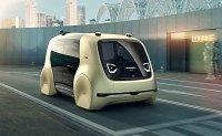 Volkswagen показал свой первый концепт-кар