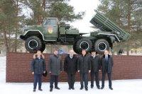 НИИПМ посетил индустриальный директор кластера «Вооружение» Сергей Абрамов