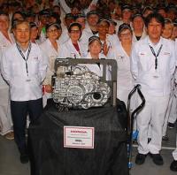 Honda приступила к производству новой 10-скоростной АКПП