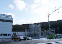 Jungheinrich построит новый логистический центр компании Kracht