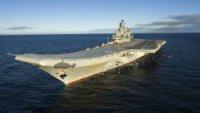 """Через год крейсер """"Адмирал Кузнецов"""" ожидает глубокий ремонт"""