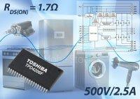 Toshiba Electronics Europe представляет новый высоковольтный интеллектуальный силовой модуль