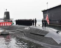 ВМС Японии получили очередную неатомную подлодку класса Souryu
