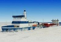 Россия планирует наращивать парк ледоколов в Арктике