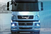 КамАЗ в 2017 году начнет продажи модернизированного тягача 5490