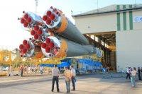 На космодроме Куру приступили к сборке РН «Союз-СТ-А»