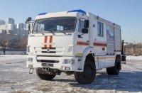 Автомобиль АСА-30 на шасси КамАЗ признан инновационным продуктом