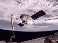 Космический корабль Dragon доставил на Землю груз с МКС