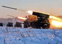 """Более 30 реактивных систем залпового огня """"Смерч"""" и """"Торнадо-Г"""" поступят в войска ЗВО"""